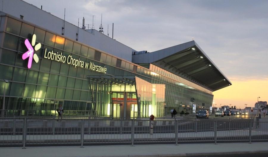 Na lotnisku Chopina rekord goni rekord