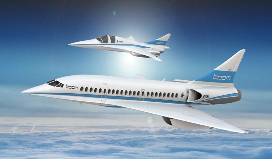 FAA ułatwia zasady wprowadzenia na rynek samolotu ponaddźwiękowego