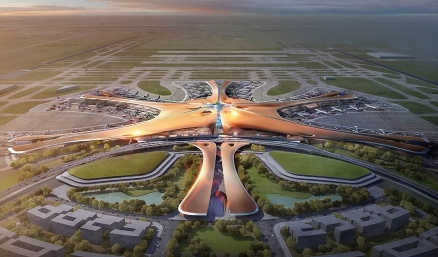 Znamy dokładną datę uruchomienia nowego lotniska dla Pekinu