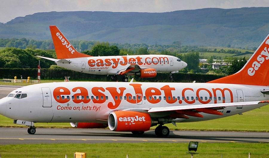 EasyJet świętuje z okazji 30 mln pasażerów obsłużonych w Glasgow