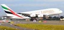 Emirates otwiera niecodzienne połączenie. A380 jako samolot regionalny