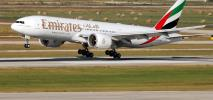 Emirates: Ponad 1,8 tys. lotów w obie strony między Warszawą a Dubajem