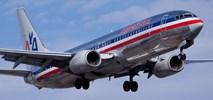 Puste loty nad USA i spadek liczby pasażerów o 96 proc.