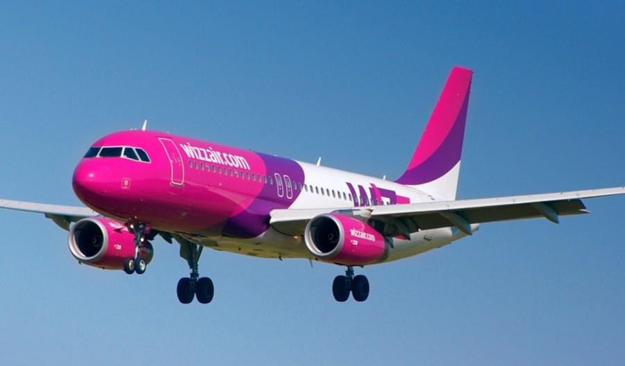 Wystartowała nowa linia Wizz Air Abu Dhabi! Po Grecji, kolejnym kierunkiem Izrael