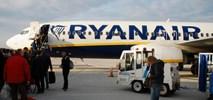 Strajki w Ryanairze: Przewoźnik anuluje w piątek 190 lotów