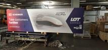 LOT dostarczył do Los Angeles kapsułę Hyperloop