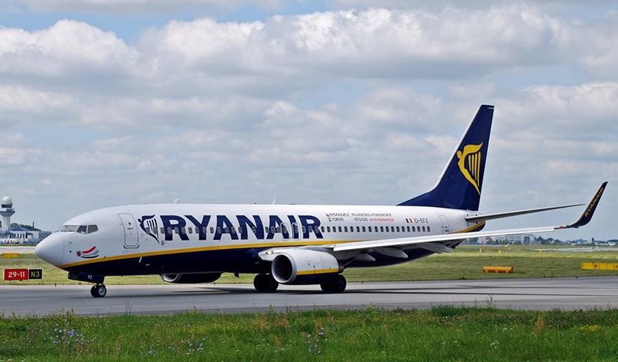 Ryanair: Nowe połączenia do Jordanii