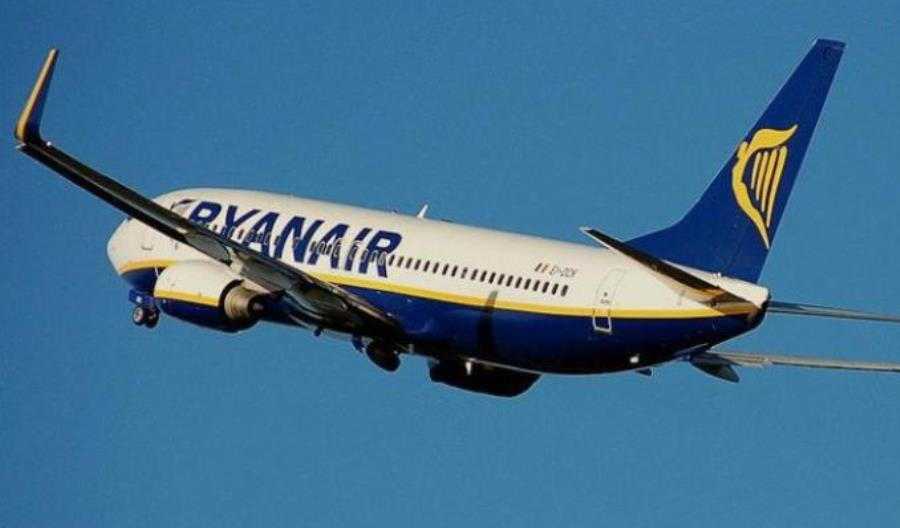Ryanair oddaje swoje samoloty do dyspozycji krajów UE