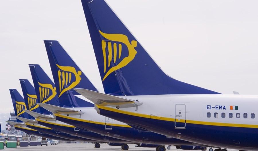 Ryanair zapowiedział uruchomienie nowego połączenia z trzech polskich lotnisk