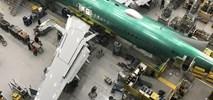 Pierwszy Boeing 737 MAX 8 dla LOT-u na linii produkcyjnej