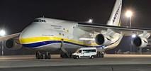 Rusłan wylądował na lotnisku w Łodzi (ZDJĘCIA)