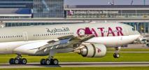 Lotnisko Chopina: Qatar Airways podwaja loty do Dohy