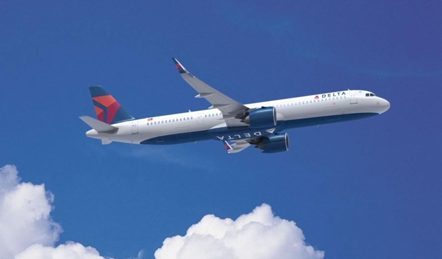 Koronawirus. Delta Air Lines opóźniają odbiór 40 Airbusów