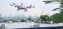 Airbus uruchamia usługi komercyjne przy użyciu dronów w regionie Azji i Pacyfiku