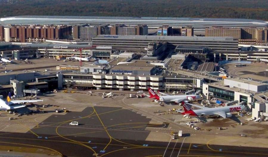 Port lotniczy Frankfurt wdraża krótkoterminowe umowy