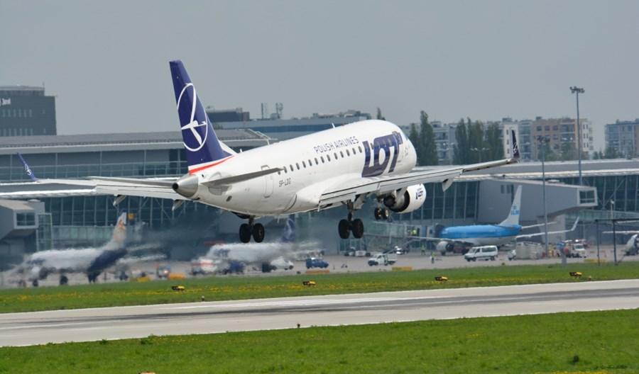 Mazowsze: Przegląd ekologiczny lotniska Chopina do poprawki. Znamy uwagi do PPL