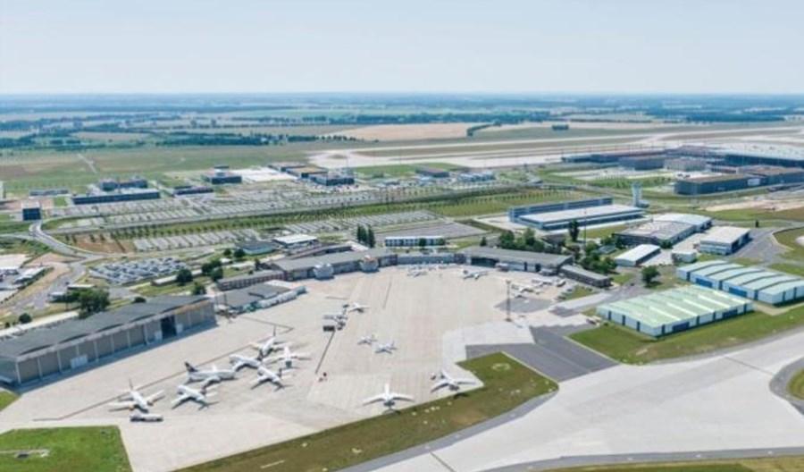 Port Berlin-Brandenburg buduje 144 nowe stanowiska dla samolotów