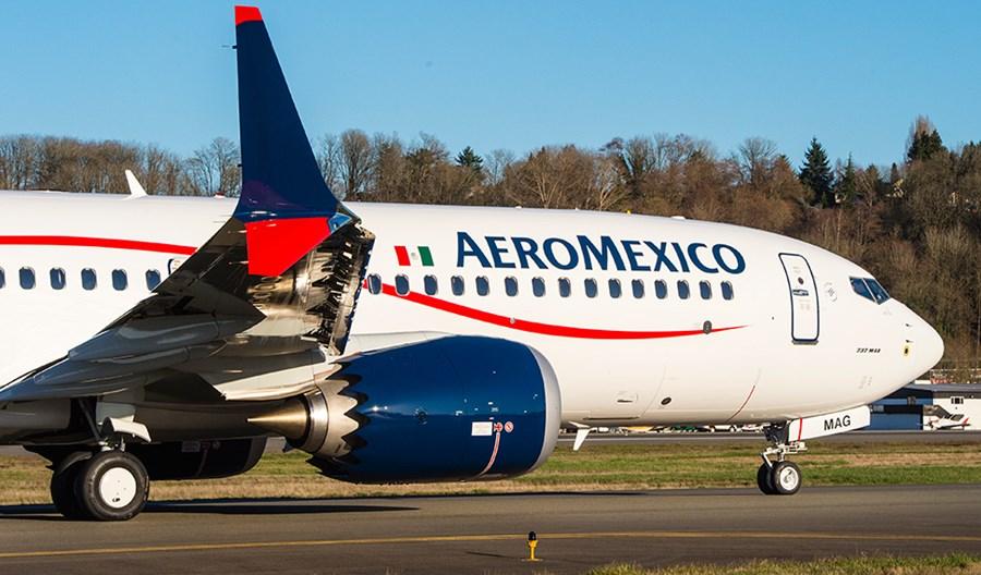 AeroMexico kolejnymi liniami, które przywrócą MAX-y. Wyprzedzą Amerykanów