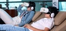 Dubaj: Emirates testują innowacyjne zestawy kinowe na lotnisku