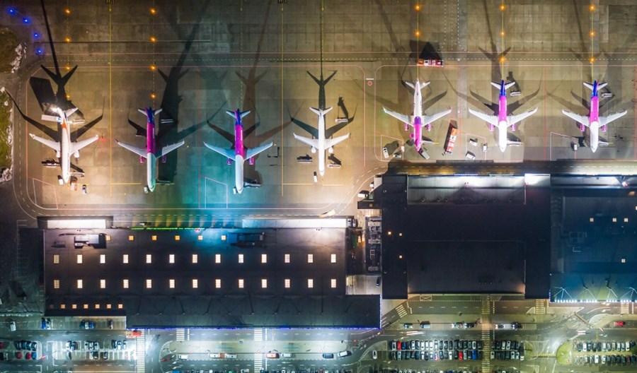 Katowice Airport: W marcu 60-proc. spadek pasażerski. Pandemia zmieniła prognozy