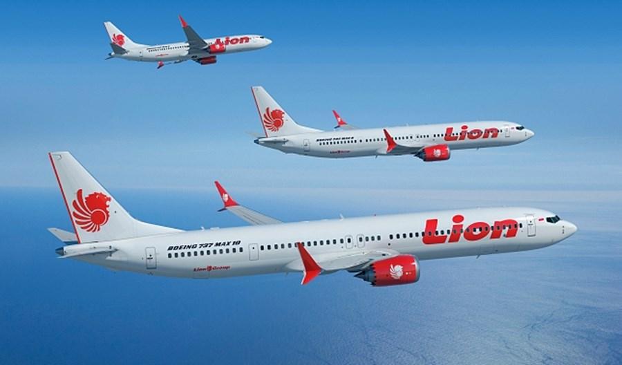 Lion Air wysyłają 8000 pracowników na urlopy