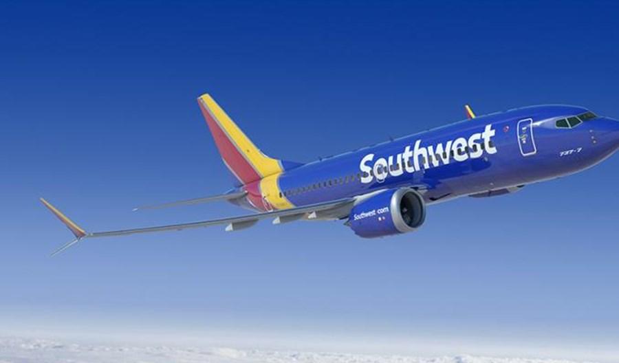 Southwest Airlines anulowały 1500 lotów