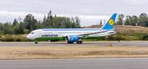 Uzbeckie linie lotnicze zamawiają kolejnego Dreamlinera