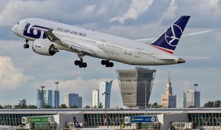 LOT z nowym połączeniem do USA! Warszawa - Waszyngton od czerwca 2020