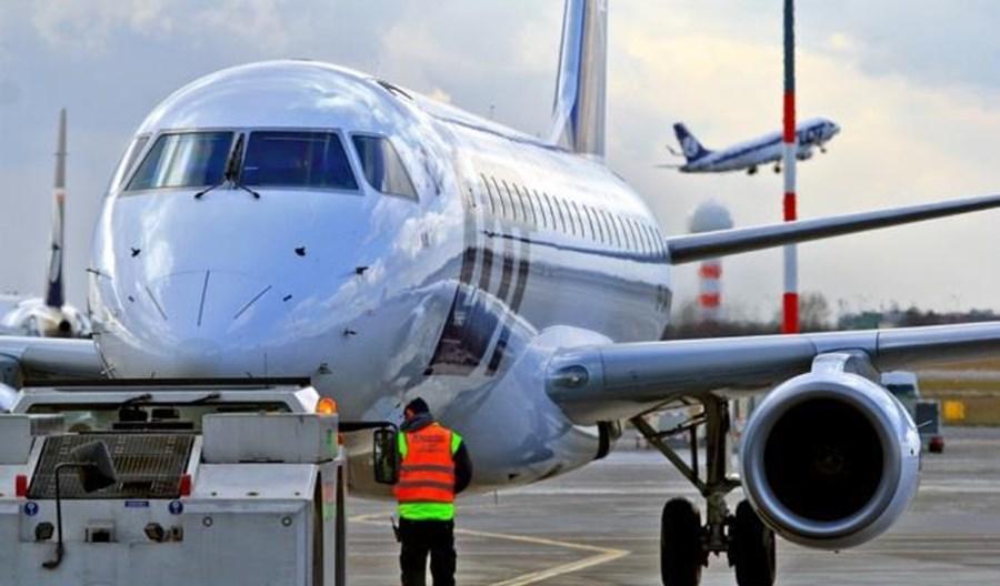 Lotnisko Chopina: 444 tys. podróżnych w lipcu. Spadek o 77 proc.