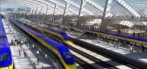 Połączenie kolejowe do CPK w projekcie nowego CEF