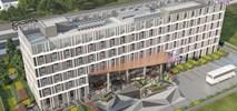Lotnisko w Poznaniu: Rozpoczęła się budowa hotelu Moxy