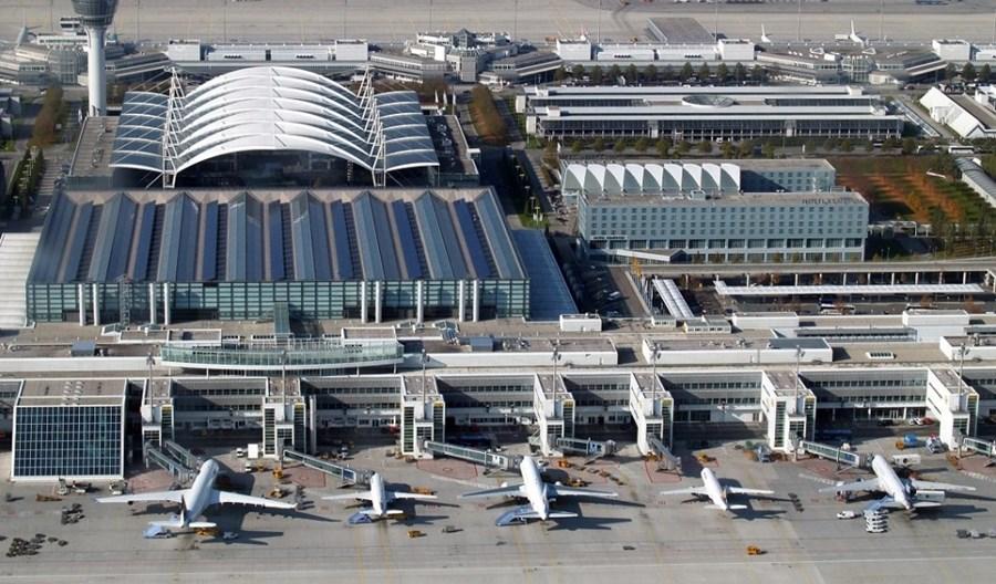Lotnisko w Monachium wyłącza z obsługi moduł Terminala 1 i część Terminala 2
