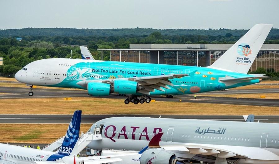 Hi Fly wycofuje z floty Airbusa A380. Po niespełna trzech latach