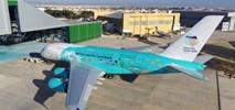 Hi Fly: A380 poleciał na Reunion