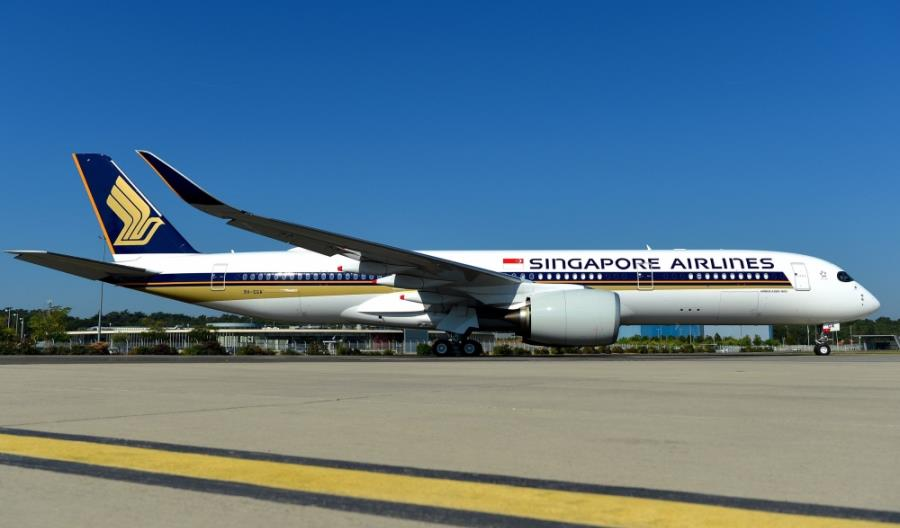 Qatar chwilowo zdetronizowany. Singapore największym użytkownikiem airbusa A350 na świecie