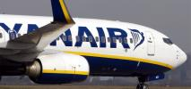Ryanair z dobrymi wynikami za styczeń