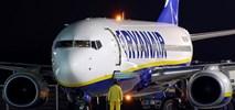 Ryanair oskarża innych przewoźników. Przez strajki anulowano 250 lotów