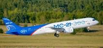 Irkut: Eksperci EASA ukończyli trzecią sesję lotów certyfikacyjnych МС-21-300