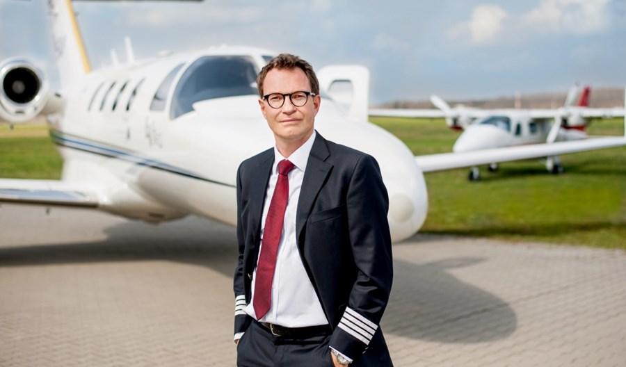 Prezes Bartolini Air: Jestem przeciwny CPK. Okęcie nie dochodzi do limitu przepustowości