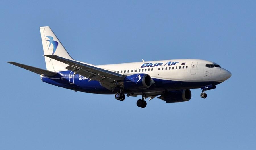 Blue Air połączy jesienią Bacau z Paryżem, Kolonią i Monachium