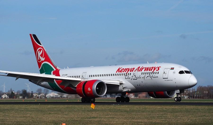 Kenya Airways walczą o uniknięcie upadłości