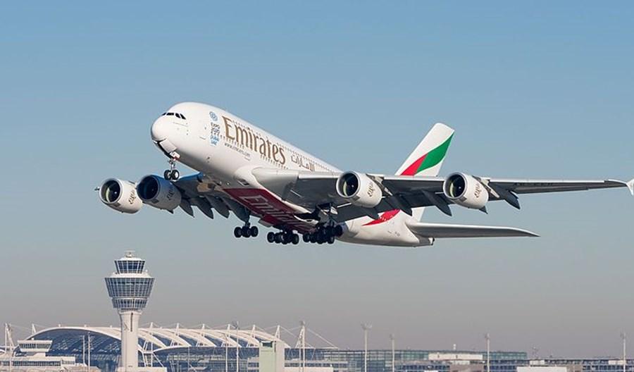 A380 linii Emirates coraz rzadziej na niebie