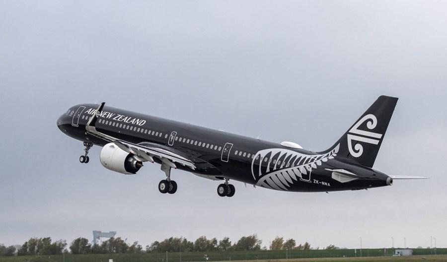 Air New Zealand zwolni 1300 osób i oferuje urlopy bez określonej daty powrotu