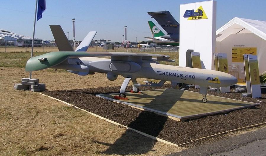 Czy w CPK od początku lądować będą drony?