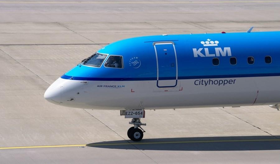 Air France i KLM planują wznowienie lotów z Polski