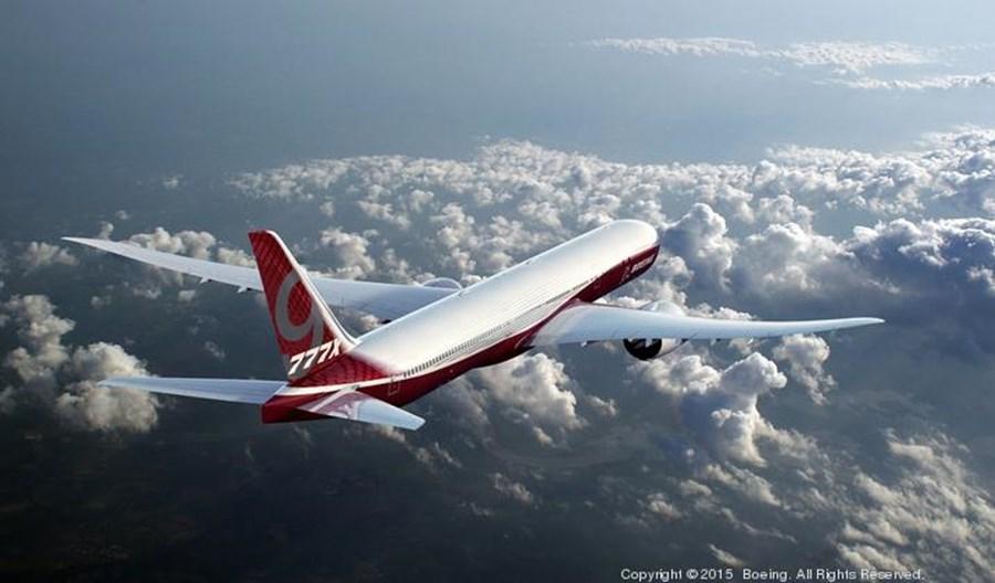 BBJ 777X wchodzi na rynek