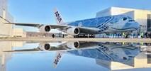 ANA: Pierwszy A380 z pełnym malowaniem
