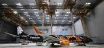 Wargaming i Belavia: Nowy samolot pomalowany w barwy World of Tanks