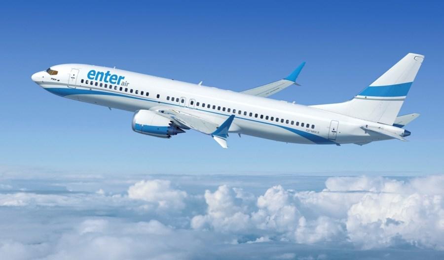 Enter Air: Powinniśmy polecieć boeingami 737 MAX w połowie marca
