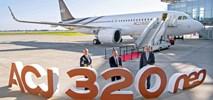 Acropolis Aviation odebrał pierwszego ACJ320neo